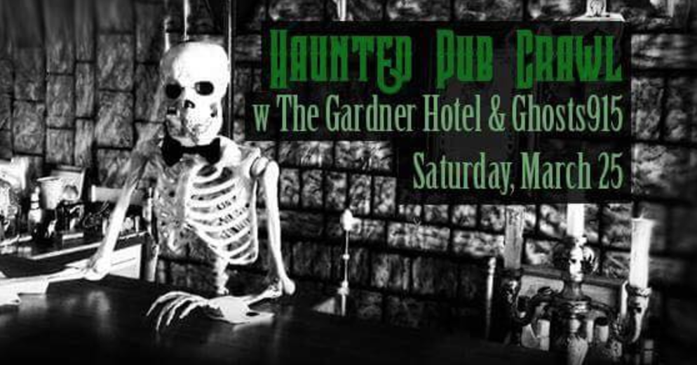 Haunted Pub Crawl with Ghosts915